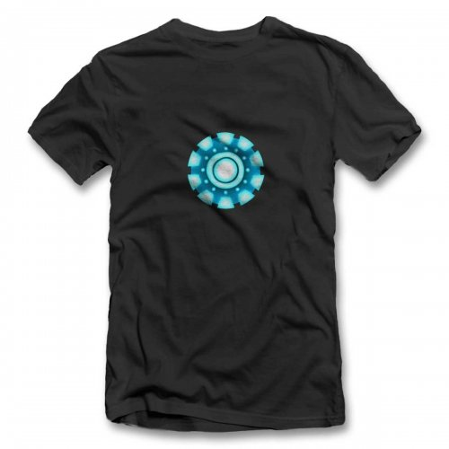 Arc Reactor Ironman T-Shirt