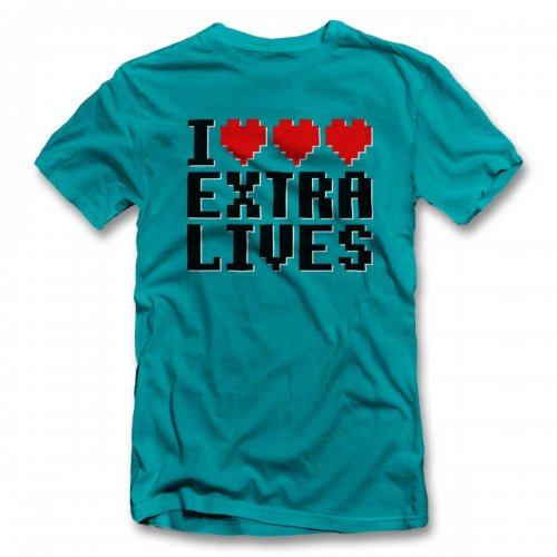 I-Love-Exra-Lives T-Shirt