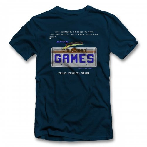 California Games T-Shirt