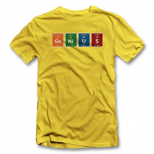 Genius Elements T-Shirt