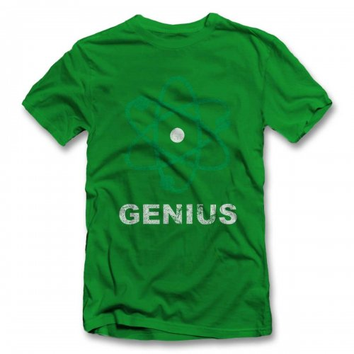 Genius Science Vintage T-Shirt