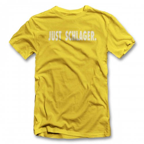 Just Schlager T-Shirt